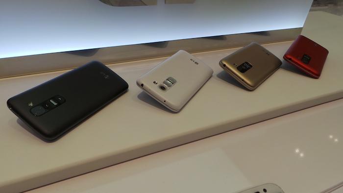 LG G2 Mini : un smartphone 299 euros disponible en avril