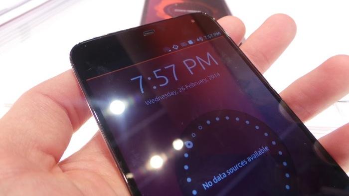 Meizu MX3 : voici Ubuntu Touch fonctionner sur le smartphone