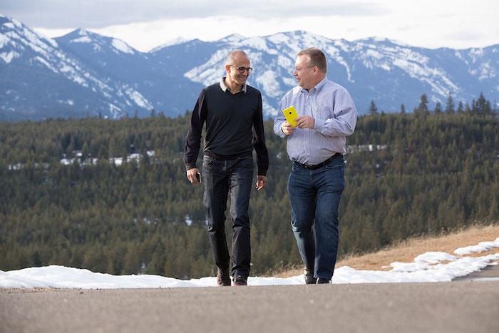 Microsoft finalise l'acquisition de l'activité mobile de Nokia