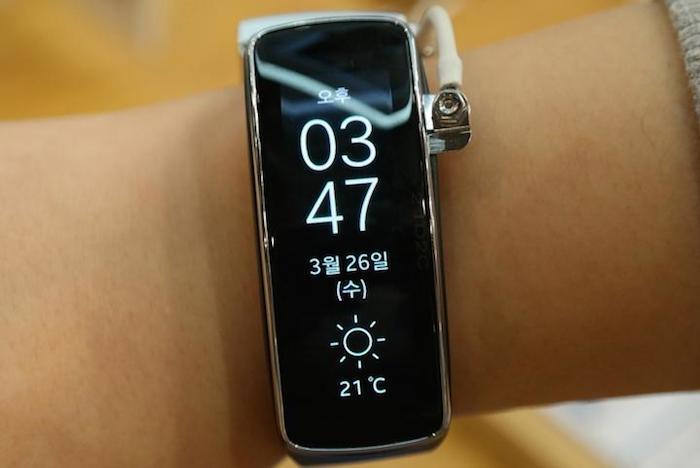 Samsung ajoute un mode portrait au Gear Fit