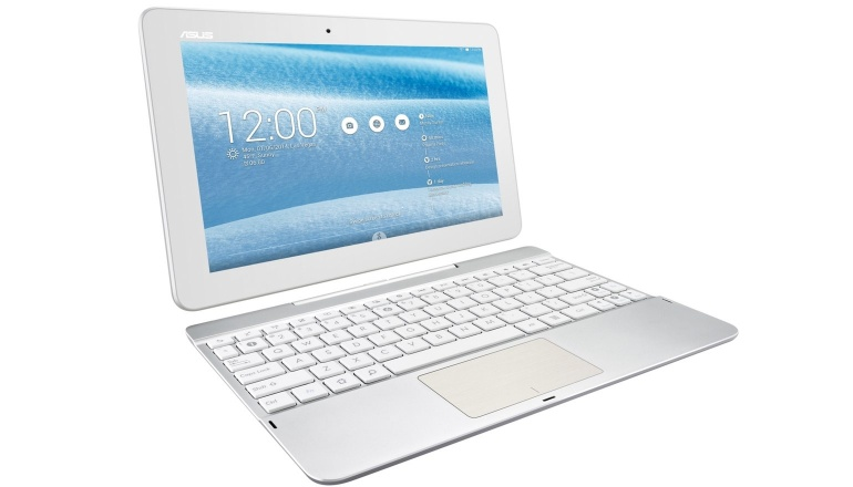 Asus Transformer Pad TF103 : vue de face