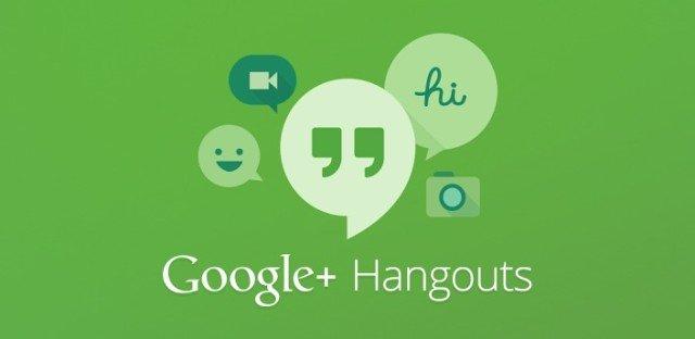 Google Hangouts désormais disponible pour Microsoft Outlook