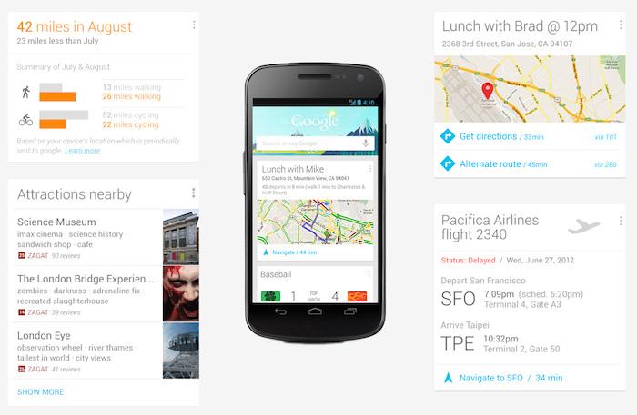 Google Now va commencer à vous rappeler de payer vos factures