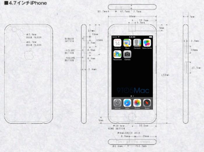 iphone 6 un cran d 39 une r solution de 1704 960 pixels. Black Bedroom Furniture Sets. Home Design Ideas
