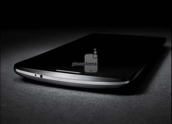 LG G3 : des photos de presse dévoilent le smartphone