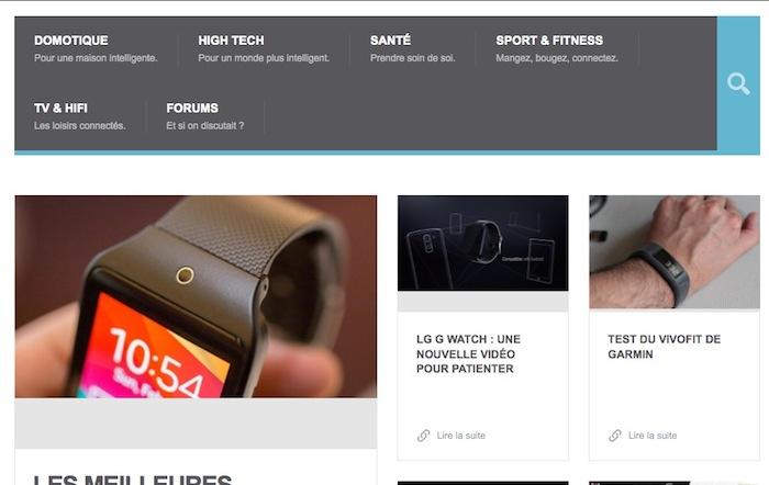 Machineo : une plateforme dédiée aux objets connectés