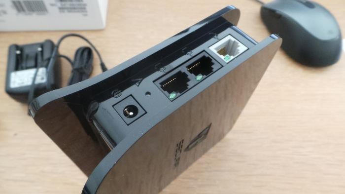 Seulement 3 ports Ethernet sont disponibles