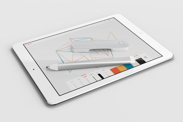 Adobe Ink et Slide
