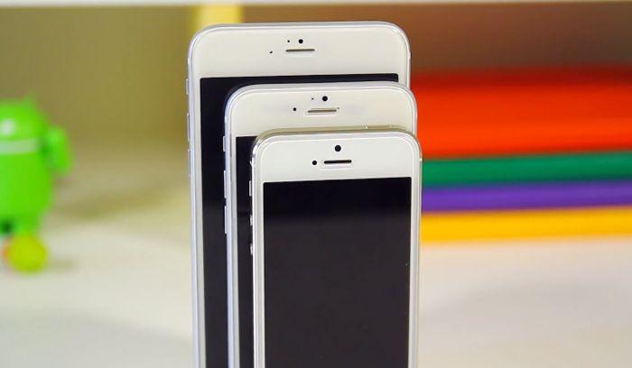 iPhone 6 vs. LG G3 vs. Galaxy Note 3