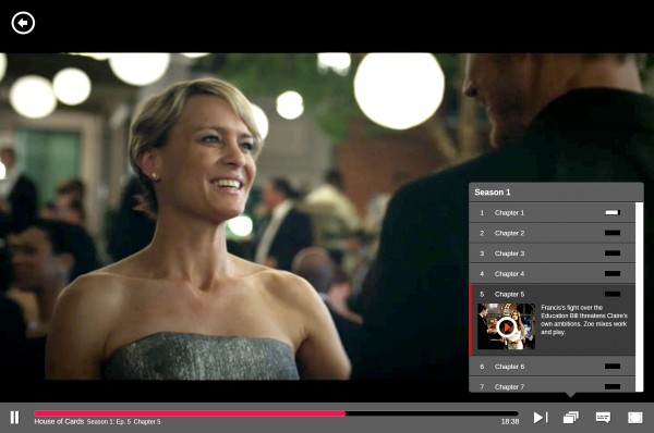 Netflix continue la transition de Silverlight à HTML5 sur certaines plateformes
