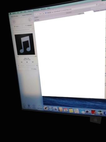 OS X 10.10 - cliché 1