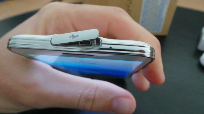 Galaxy S5 :
