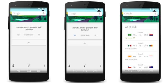 Android 5.0 pendant pour la Coupe du Monde ?