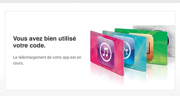 Utilisation du coupon de OS X Yosemite Beta