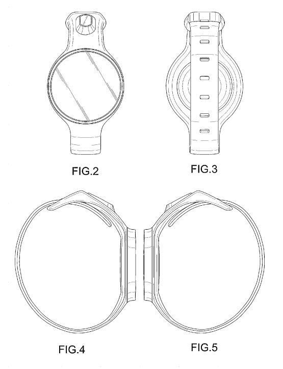 La prochaine smartwatch de Samsung pourrait avoir un cadran rond