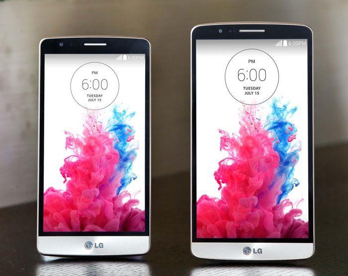 LG G3 Beat et LG G3