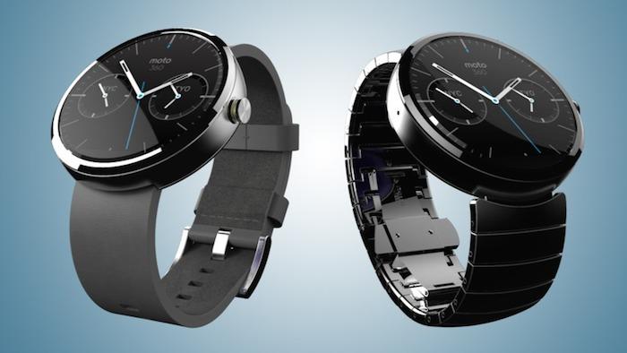 Moto 360 : la smartwatch s'affiche dans une nouvelle vidéo