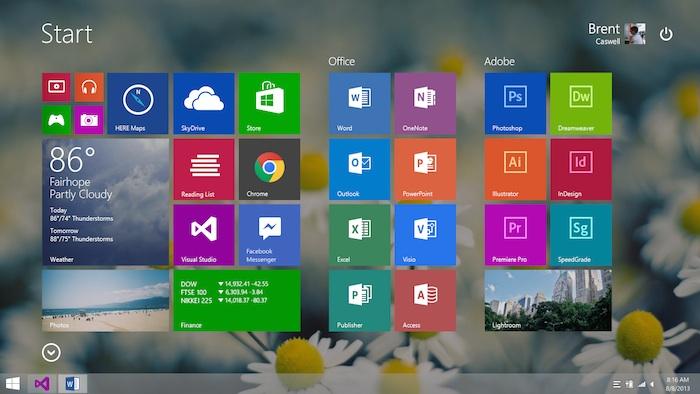 Windows 9 : une version preview pourrait arriver cet automne
