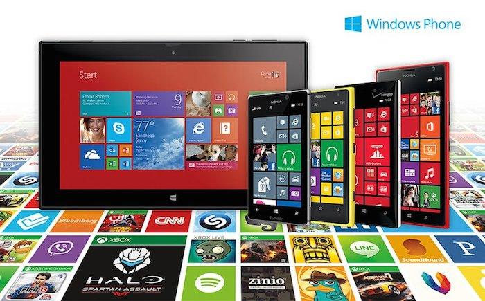 Windows Phone sera en mesure d'exécuter des applications Android