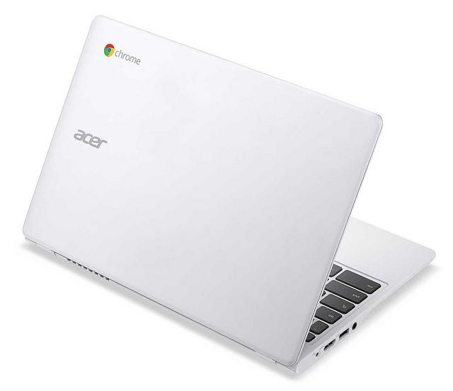 Acer CB5 Chromebook avec une puce Tegra K1 promet 13 heures d'autonomie