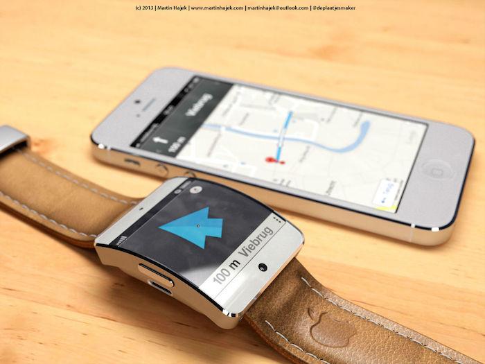 iWatch : la smartwatch d'Apple pourrait être retardée en 2015