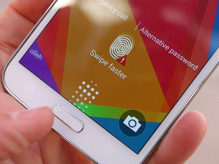 Le Galaxy Note 4 de Samsung pour embarquer un nouveau capteur d'empreintes digitales