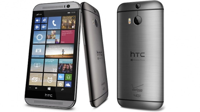 Le Windows Phone que tout le monde veut : le HTC One M8