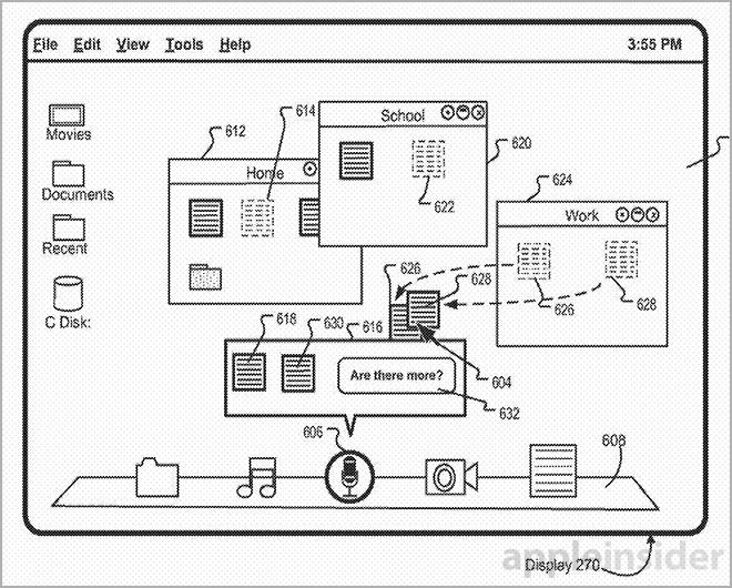 Siri pourrait arriver sur OS X, un brevet d'Apple le suggère