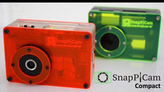 SnapPiCam compact