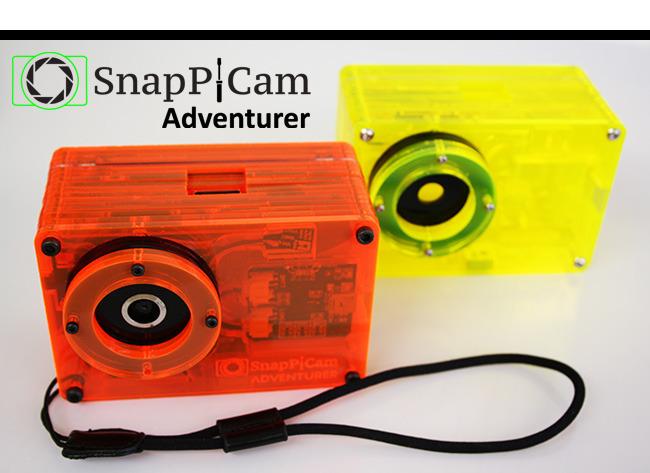 SnapPiCam Adventure