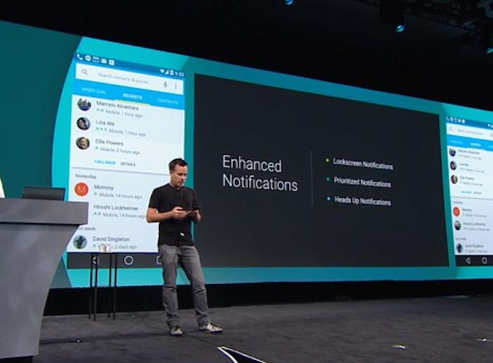 Android L aura un chiffrement intégré, tout comme iOS