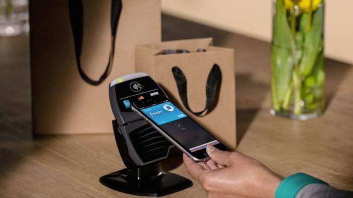 Apple annonce Apple Pay, une fonctionnalité de paiement NFC pour l'iPhone 6