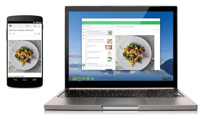 Chrome OS peut désormais exécuter des applications Android