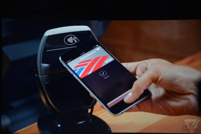 Consternant, la puce NFC de l'iPhone 6 n'est pas accessible aux devs