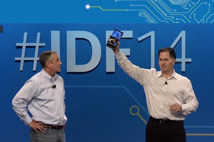 Dell Venue 8 7000 : la plus mince tablette au monde