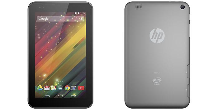 HP Tablet 7 G2