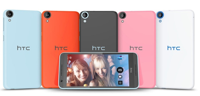 IFA'14 : HTC officialise le Desire 820 et sa puce 64 bits