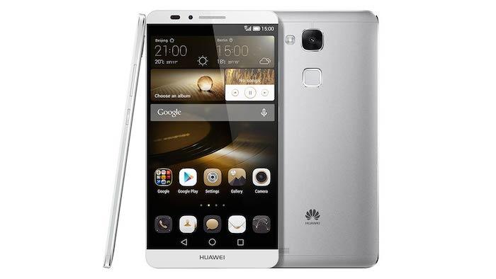 IFA'14 : Huawei lance le monstrueux Ascend Mate 7