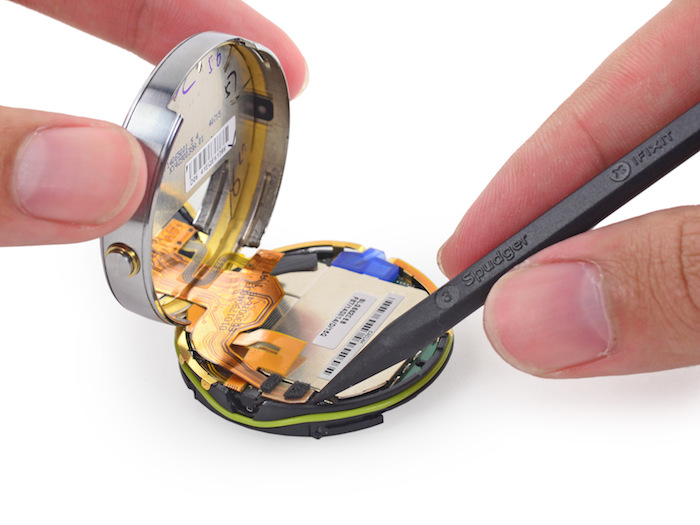 Moto 360 : batterie