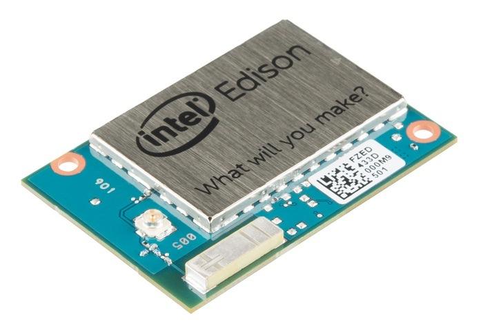 Intel Edison : le micro-PC disponible pour les développeurs et les amateurs