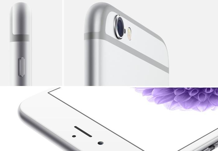 Conception de l'iPhone 6 Plus