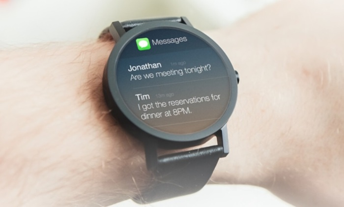 iWatch : la smartwatch d'Apple ne sera pas mise en vente avant 2015