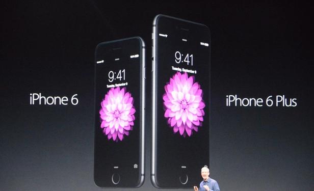Keynote Apple : Apple lance son iPhone 6 et le iPhone 6 Plus