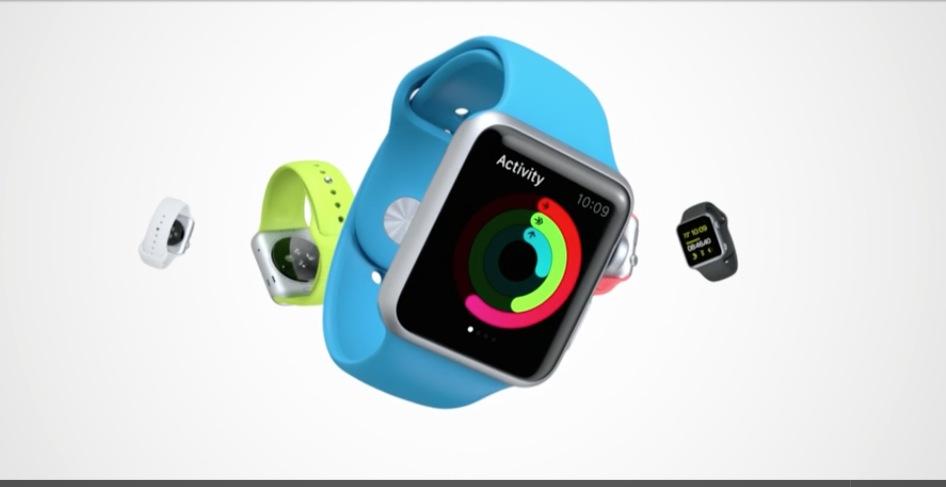 Keynote Apple : Apple lance sa Watch