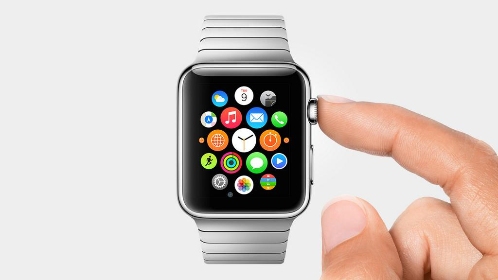 Apple Watch : applications