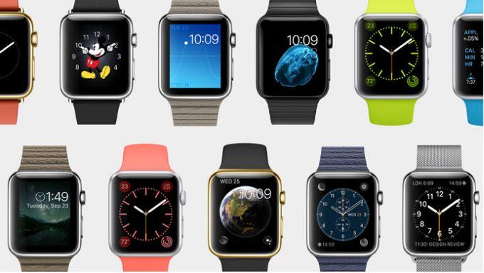 Apple Watch : différents modèles