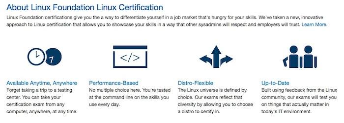 La Linux Foundation lance un programme de certification Linux
