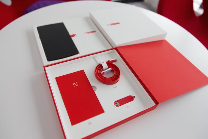 Les 'pré-commandes' du OnePlus One commenceront en octobre
