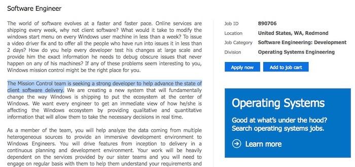 Microsoft veut 'fondamentalement changer la façon dont Windows est vendu'