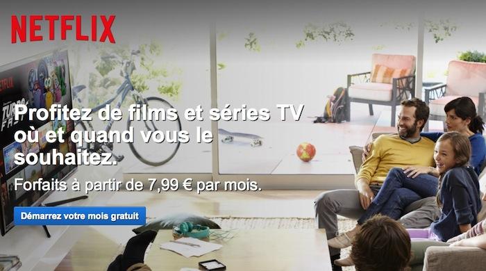 Netflix poursuit son expansion internationale avec la France
